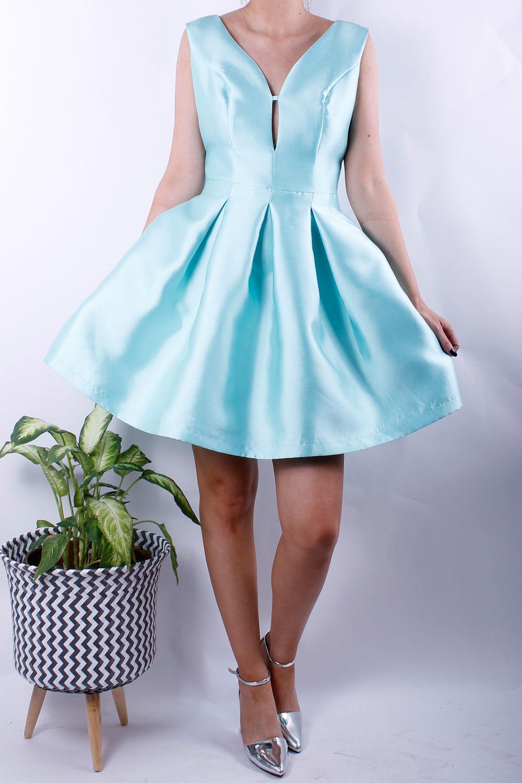 philip dress mint