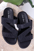 Bondi Z Sliders Black