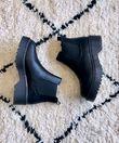 The Dock Chelsea Boot Black