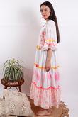 Eivissa By Oceane Maxi Dress Pink