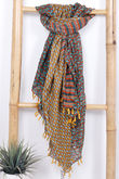 Palme Out of Africa Tassel Scarf