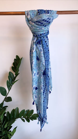 The Marrakech Scarf Blues