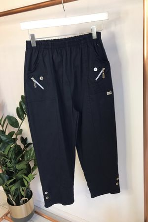 The Hepburn Pant Navy