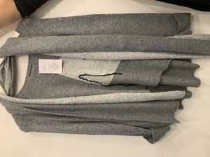 Picasso Knit Grey Marl