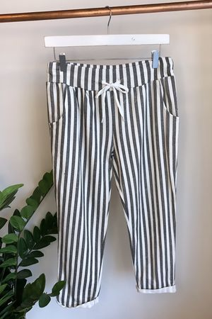 The Stripe Jogger