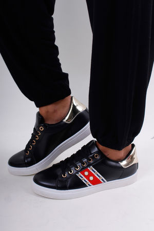 Ace Trainers Black