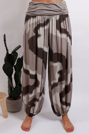 Balloon Pant Taupe