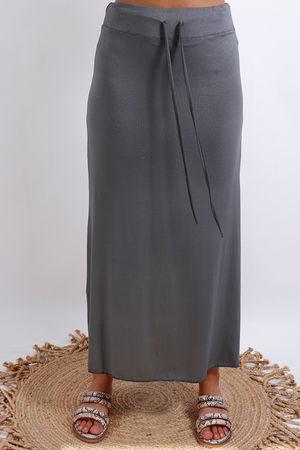 Basic Skirt Slate