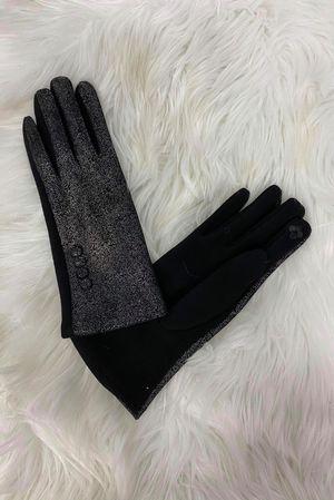 Benji Metallica Gloves Black