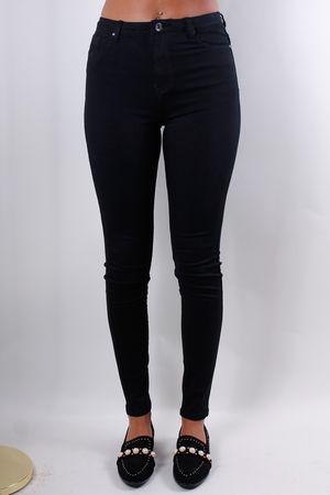 Black Highwaisted Jeans