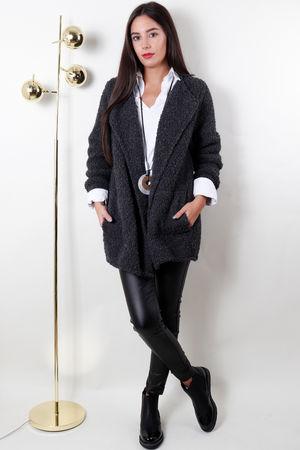 Boucelle Jacket Charcoal