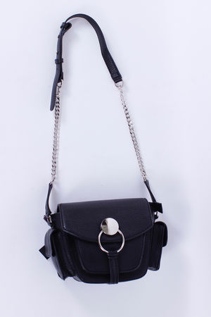 Malissa J Multi Pocket Disc Bag Black