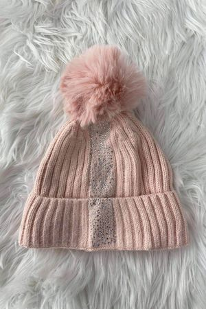 Diamante Bobbi Hat Blush