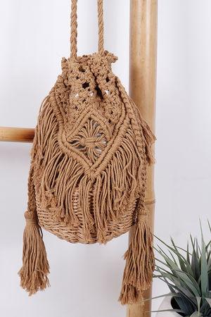 Eivissa Oceane Tassel Bag