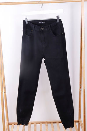G Smack 4 Way Power Stretch Super Shred Jeans Black