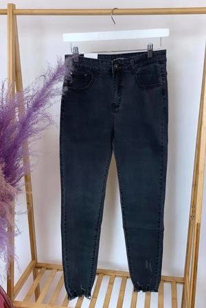 G Smack 4 Way Power Stretch Super Shred Jeans Grey