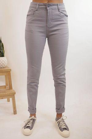 G Smack Mega Stretch Push Up Jeans Grey