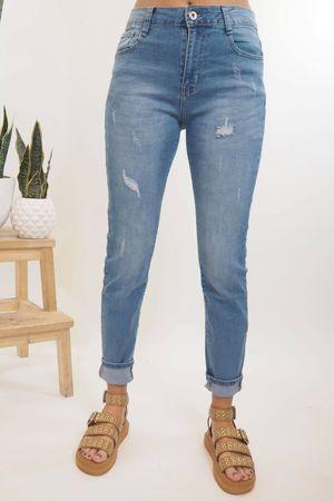 G Smack Vintage Wash Power Stretch Jeans