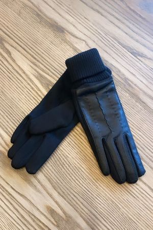 The Sporty Glove Black