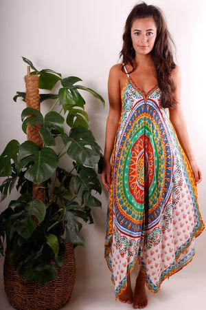Goa Handkerchief Dress