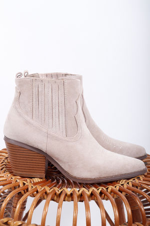 Gypsy Soul Western Boot Nude
