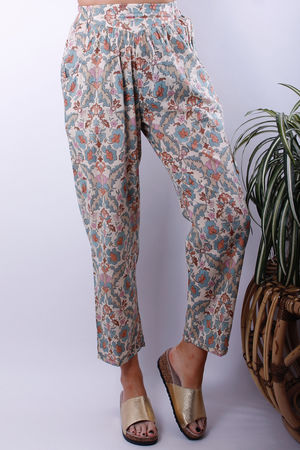 Happy Few Muted Boho PJ Pants