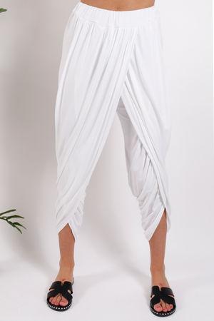 Hoss Pant White