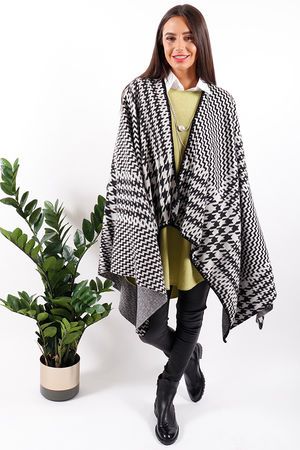 Jagger Dogtooth Cape