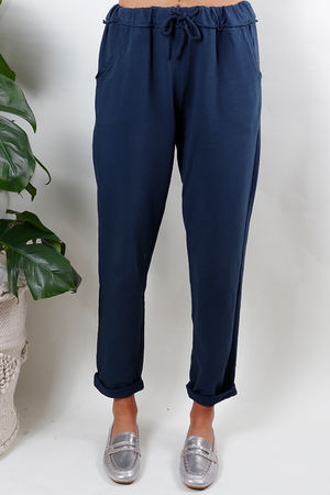 Jogger Pants Navy