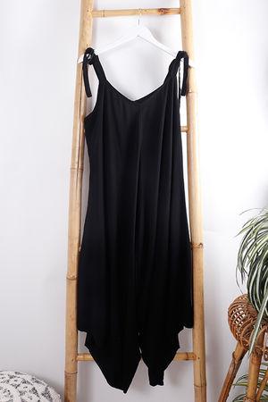 Kite Tencel Jumpsuit Black