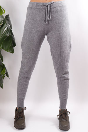 Knit Joggers Grey