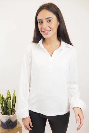 Laundry Layering Shirt White