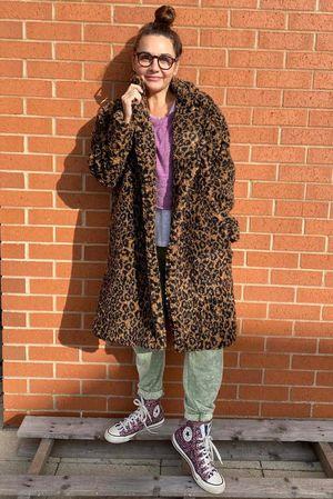 Leopard Mega Ted