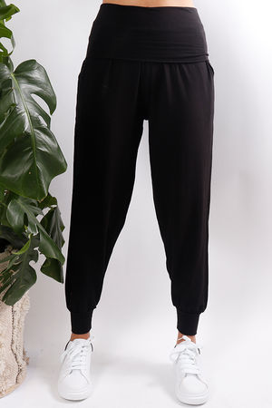 Luxury Joggers Black