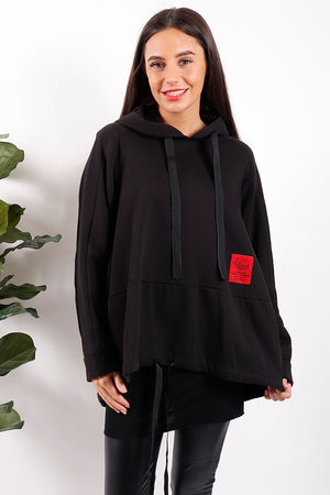 Made In Italy Mercer Cocoon Hoody