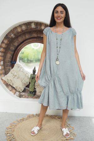 Mercer Aphrodite Dress Dove