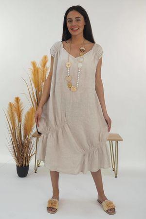 Mercer Aphrodite Dress Stone