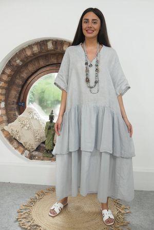 Mercer Athena Dress Dove