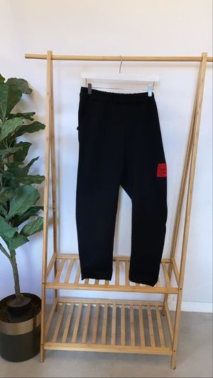 Mercer Basic Sweat Pant Black
