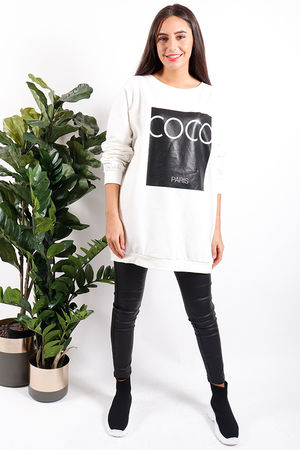 Mercer CoCo Sweat Cream