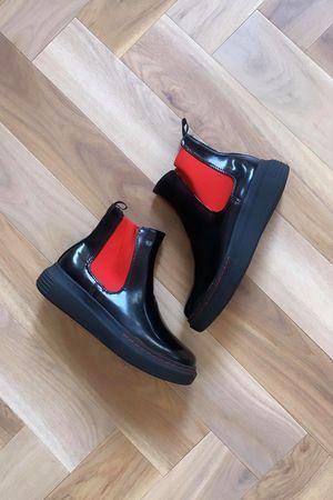Mercer Hover Boot Black