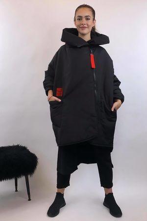 Mercer Puff Daddy Coat Black
