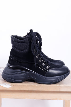 Mercer Turbo Hiker Black Snake