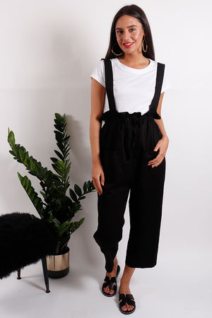 Monomaze Paper Bag Dungaree