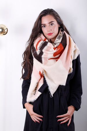 MSH Abstract Scarf