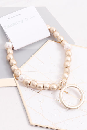 Mykonos Circle Bracelet