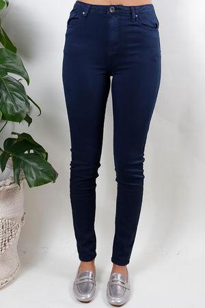 Navy Skinny Jean