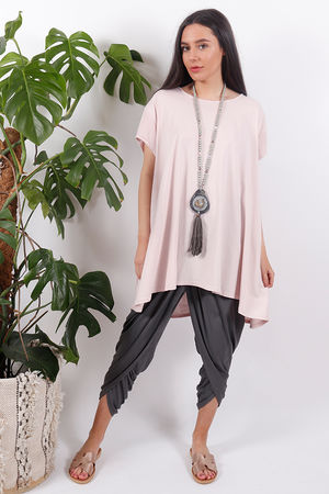 Pure & Simple Swing Top Blush