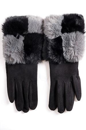 Quatro Fur Glove