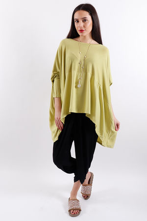 Rio Lantern Top Summer Lime